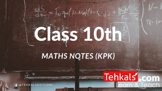 Class 10th math notes