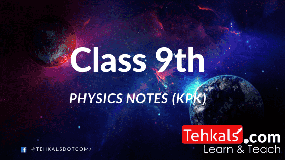Class 9th physics notes